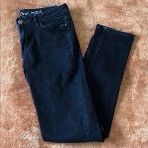 Calvin Klein blue skinner jeans